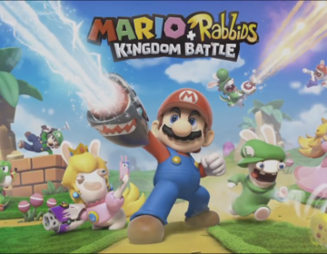 Mario + Lapin Crétin Kingdom Battle