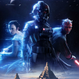 Jaquette Star Wars Battlefront 2