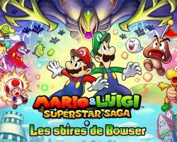 Mario & Luigi : Super Star Saga + Les sbires de Bowser