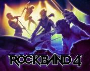 Rock Band 4 : les premiers morceaux