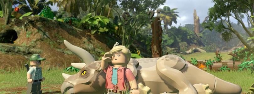 LEGO Jurassic World : nouvelle bande annonce.