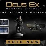 Deus Ex Mankind Divided : Quelle édition collector souhaitez-vous ?
