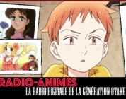 Radio-Animes, la radio digitale de la génération Otaku !