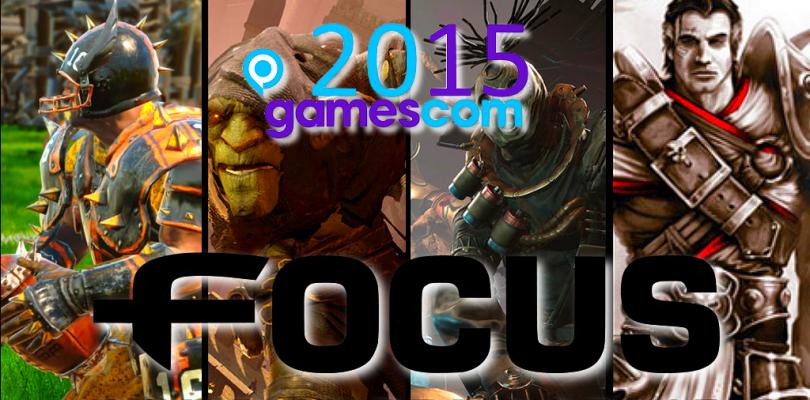 Gamescom 2015: Focus Home Interactive dévoile à son tour son line-up