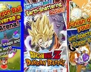 Dragon Ball Z Dokkan Battle disponible en Europe