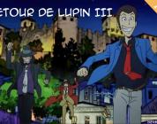 L'opening Italien de Lupin III 2015
