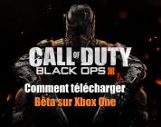 Call of Duty Black Ops III : Comment télécharger la Bêta sur Xbox One !