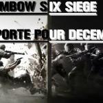 Rainbow Six Siege: reporté au 1er Décembre 2015