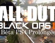Call of Duty Black Ops III : Bêta Prolongée sur PS4