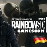 GamesCom 2015 : Rainbow Six Siege nous devoile le SGS9