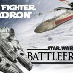 GamesCom 2015: vidéo de gameplay pour le mode Escadron de chasseurs de Star Wars Battlefront
