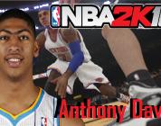 NBA 2k16: Anthony Davis sous les projecteurs en vidéo!