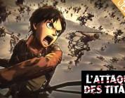 l'Attaque des Titans : Des screenshots en veux-tu, en voilà !