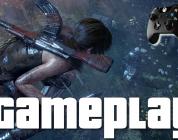 GamesCom 2015: Du gameplay de Rise of the Tomb Raider!