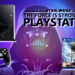 Une PS4 en édition limitée aux couleurs de Star Wars Battlefront