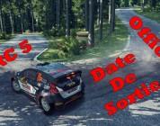 WRC 5 : Une date de sortie officiel, les voitures atteignent la France plus vite que prévu