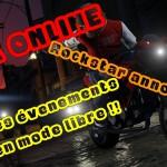 GTA 5 : Une mise à jour qui inclus des événements dans le mode libre