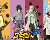 Kakashi double Sharingan et Susanoo parfait dans Naruto Shippuden U.N.S. 4