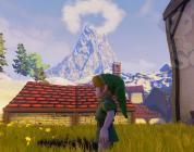 Zelda Ocarina of Time sous Unreal Engine 4 !