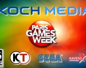 #PGW 2015 : Kosh Media, Deep Silver, Sega, Koei Tecmo et RAVENSCOURT annoncent leur présence