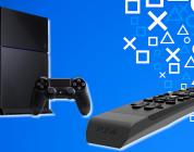 PS4: L'officialisation de la télécommande