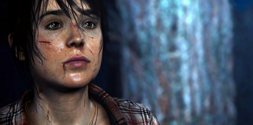 Beyond Two Souls : Sa taille sur PS4 ainsi qu'une comparaison avec la version PS3