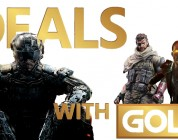 Xbox Live Deals with Gold : Call Of Duty Black Ops 3, Metal Gears Solid et PES 2016 en promo !