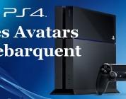 PS4 : des avatars disponible très prochainement à l'achat