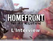 Homefront The Revolution : Interview de Charles James Kershner, Senior Narrative Designer