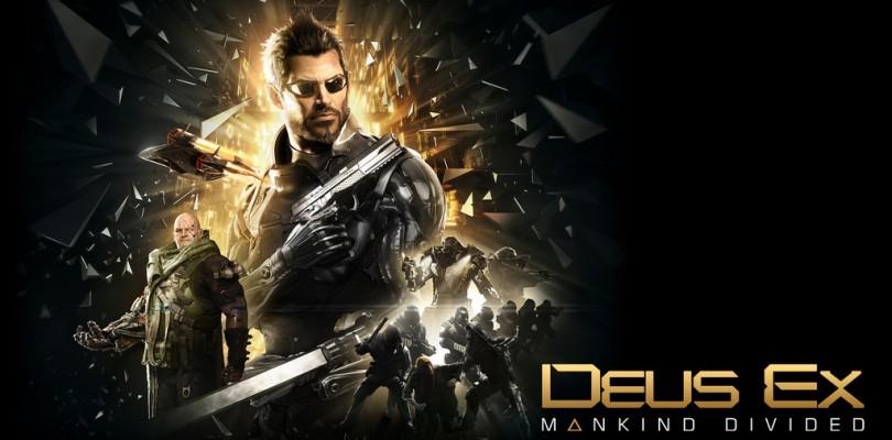 Deus Ex : Mankind Divided : Les bonus de précommande accessibles gratuitement pour tous les joueurs