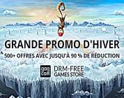 GOG.com : Jusqu'à -90% sur les jeux pour les grandes promotions d'hiver !