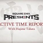 Final Fantasy XV : Le prochain «Active Time Report» est prévu pour fin janvier