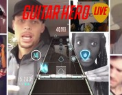 Guitar Hero Live : Stephen Curry et Shaquille O'Neil chantent sur le titre « Sing » d'Ed Sheeran!