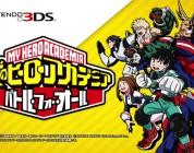 My Hero Academia Battle for All la vidéo promo du Jump Festa