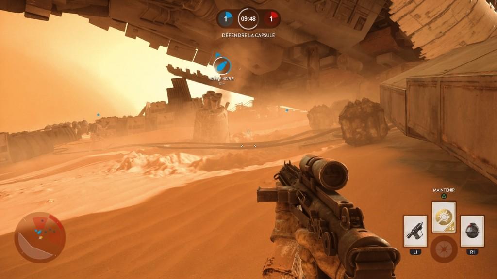 STAR WARS™ Battlefront™ 01 Spiritgamer