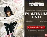 Platinum End : Une série des mangaka de Death Note arrive chez KAZE