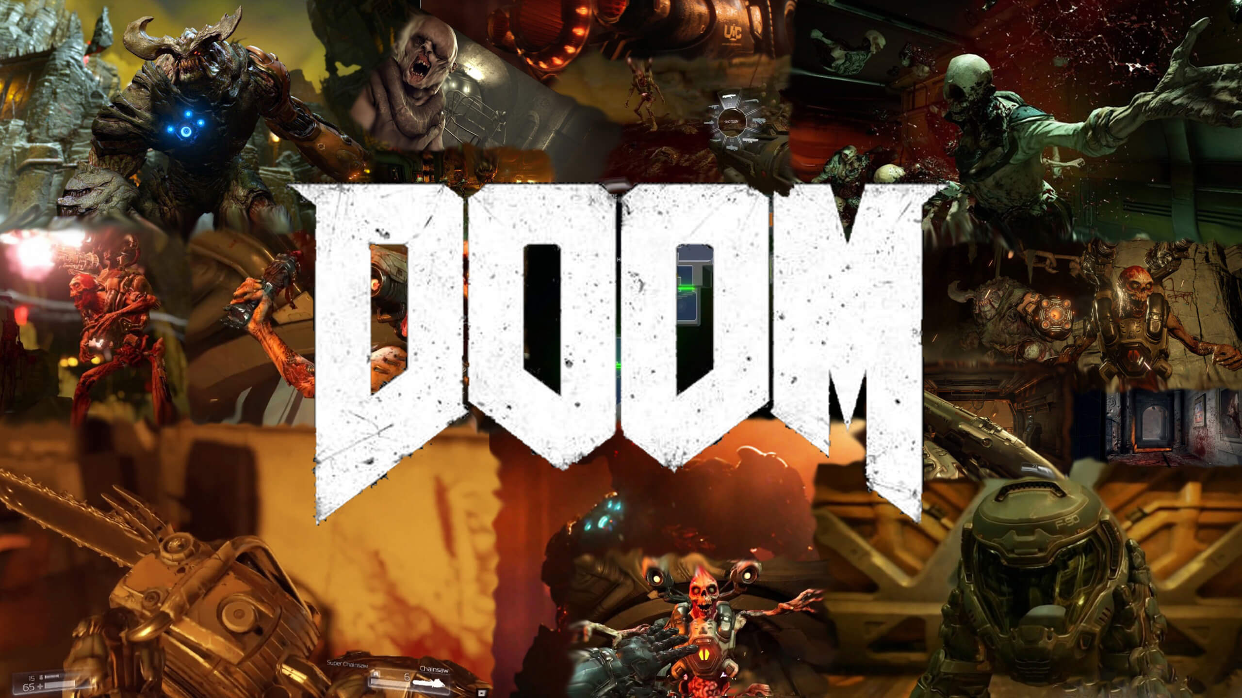 doom wallpaper 1366x768 - photo #24