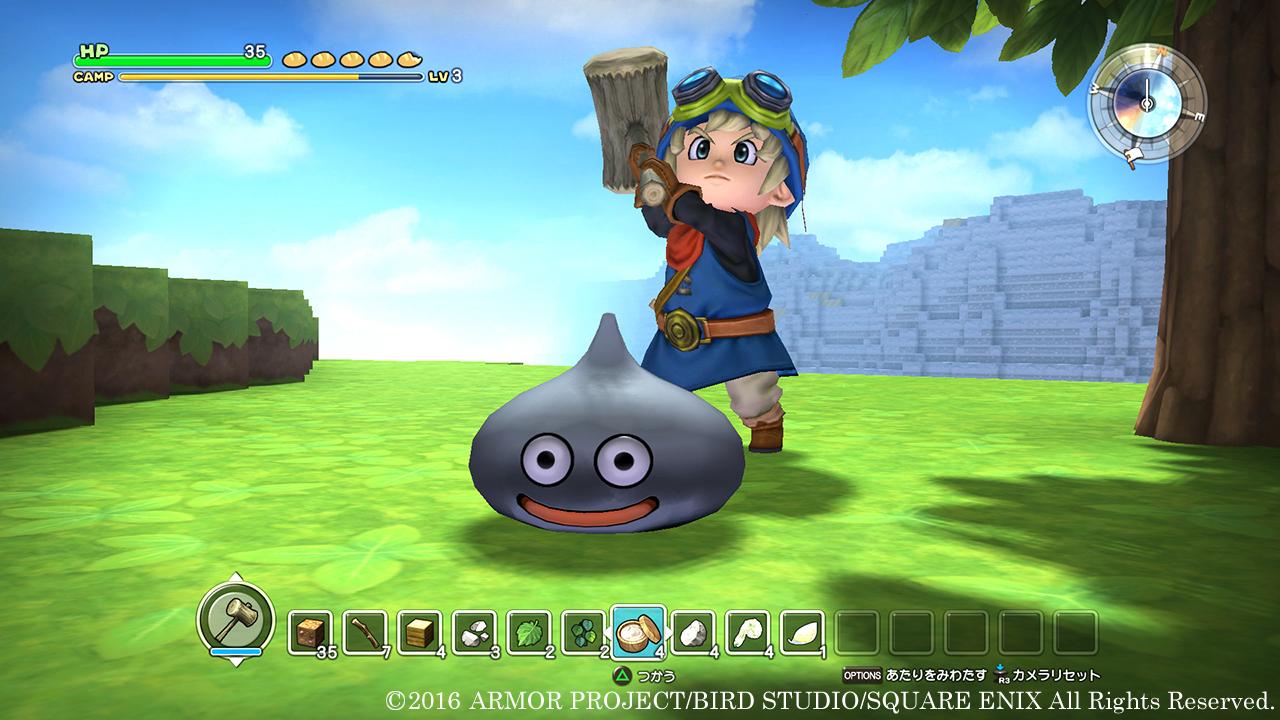Dragon Quest Builder Forum