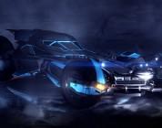 Rocket League : Un nouveau DLC propose la Batmobile !