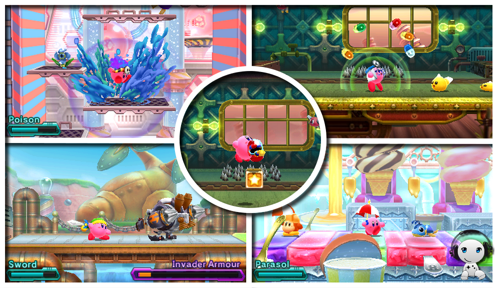 Kirby Robobot 3DS
