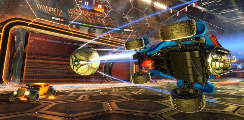 Rocket League : Le ranked remis au goût du jour