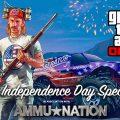 GTA Online célèbre l'Independance Day américain