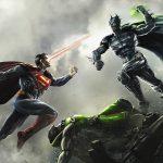 Injustice 2 : Une affiche du jeu fuite sur la toile