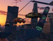 GTA Online : La mise à jour « Casse-cou jusqu'au bout » datée