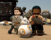 Lego Star Wars: Le Réveil de la Force frappe un grand coup au Royaume-Uni