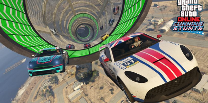 GTA Online : La mise à jour Casse-cou Jusqu'Au Bout s'enrichit d'une deuxième partie