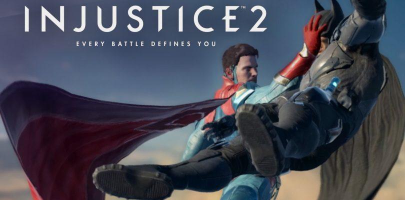Les Héros de DC Comics repartent aux combats dans Injustice 2