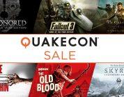 Steam : Soldes Bethesda à l'occasion de la QuakeCon2016