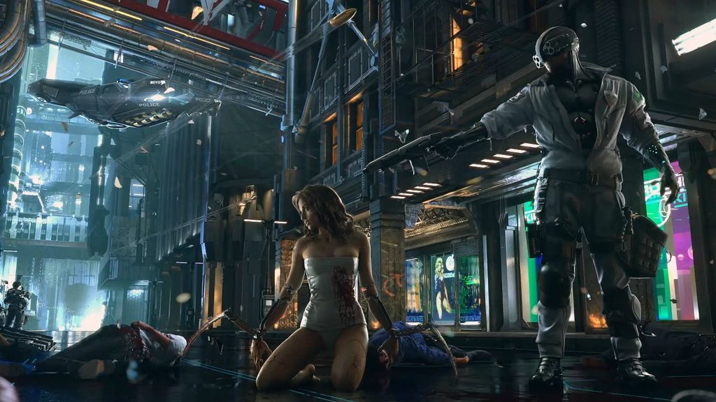 Cyberpunk 2077 est plus ambitieux que The Witcher 3