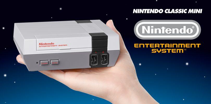 Nintendo NES Classic Mini : Une vidéo promo des années 80